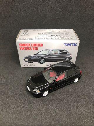 Tomytec Honda Civic Type-R EK9