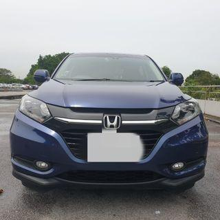 Sep 16 Honda Vezel for rent