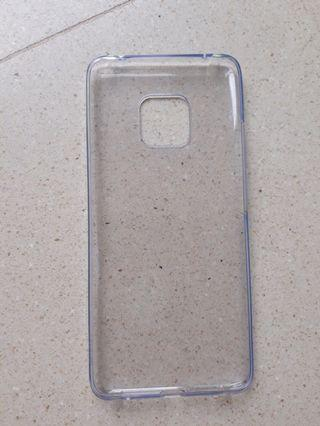 Clear Huawei mate 20 pro case
