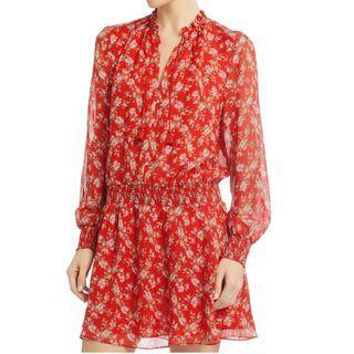 INTERMIX zoe floral dress