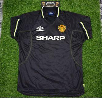 Manchester united 1998/99 3rd Kit