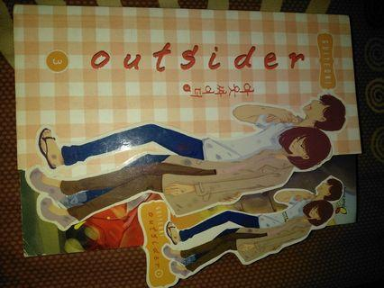 Novel outsider 3 #BAPAU