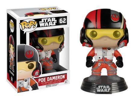 Poe Dameron Star Wars Funko Pop