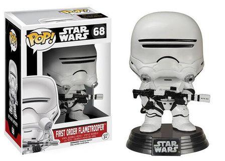 🚚 First Order Flametrooper Star Wars Funko Pop