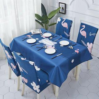 Instock waterproof Table Cloth 1 pc