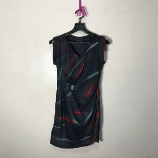 Max Mara (high end brand) Satin Dress