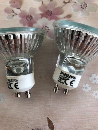🚚 Halogen light bulbs