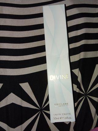 Parfum Divine Oriflame