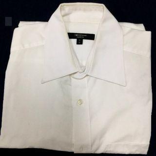 【二手】G2000長袖襯衫-白15