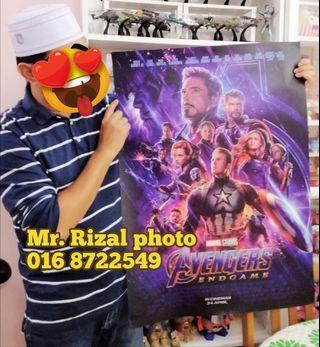 AVENGERS ENDGAME Poster Original