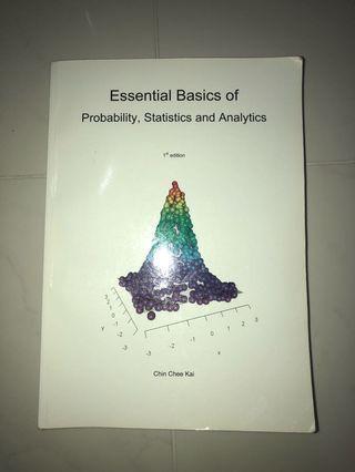 🚚 Statistics Textbook