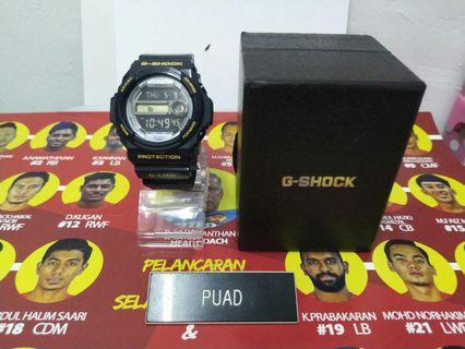 G-SHOCK G-LIDE GLX-150B-6DR