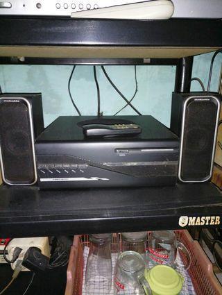 Speaker komputer Simbada kondisi mati #BAPAU