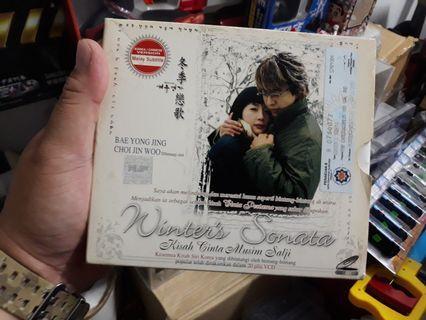 WINTER SONATA VCD RARE OLD LOVE STORY