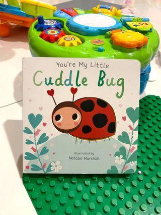 Cuddle bug ( buku cerita import )