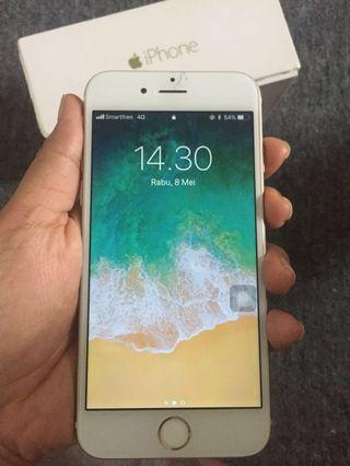 #BAPAU Iphone 6 16GB GOLD tangan pertama