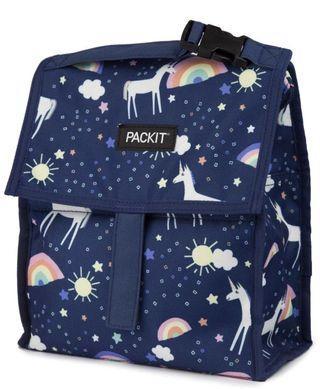 PACKiT Freezable Lunch Bag - Unicorn