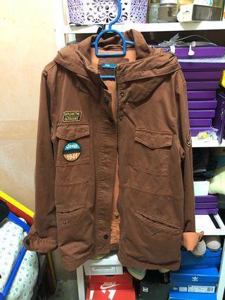 #GayaRaya JEEP Jacket / parka