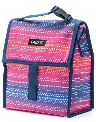 🚚 PACKiT Freezable Lunch Bag - Pink Soda