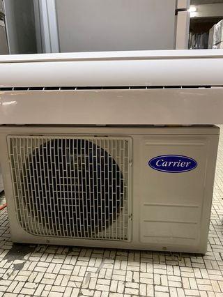 9.6成新分體冷氣機