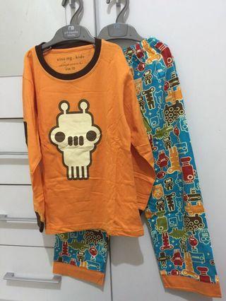 Pjamas Longsleeve Brand Nina Mg