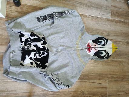 bape hoodie real 刺繡 not nike adidas gucci lv gore