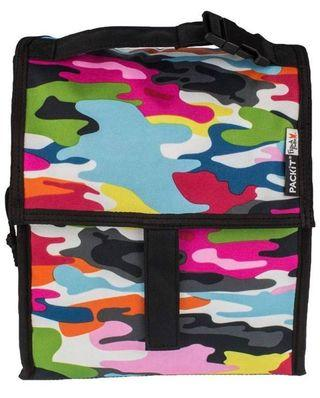 PACKiT Freezable Lunch Bag - Color Army