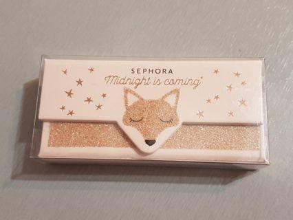 Sephora Eyeshadow Palette - Midnight is Coming