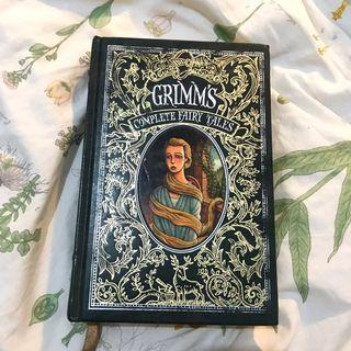 #BAPAU Grimm's Complete Fairy Tales