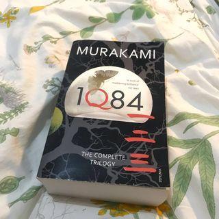 #BAPAU 1Q84: The Complete Trilogy written by Haruki Murakami