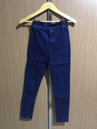 Punny celana panjang highwaist