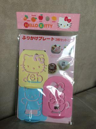 New Hello Kitty Bento Deco Tools Sale in Japan Only