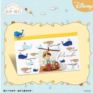 7-Eleven X 迪士尼 「童夢·隨行」小木偶皮諾丘(Pinocchio)可交換小飛象 7-11 711 Disney