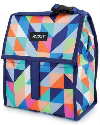 PACKiT Freezable Lunch Bag - Color Diamond