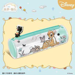 7-Eleven X 迪士尼 「童夢·隨行」小鹿斑比 (Bambi)可交換小飛象 7-11 711 Disney