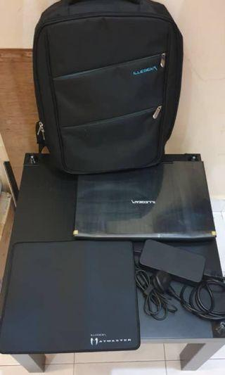 Illegear Raven Laptop