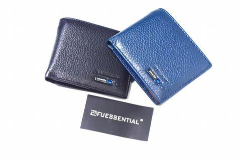 [ Ready ] Smart Wallet / Dompet Anti Maling Origin Design From Korea