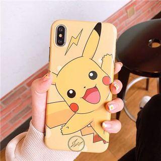 🚚 BN Pikachu Soft IPhone Casing