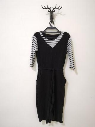 Dress (thick, suitable for spring or autumn)
