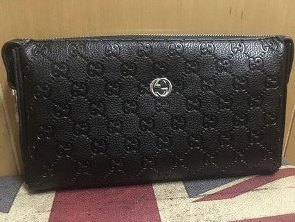 Gucci Black Clutch #GayaRaya