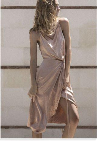 BNWT Bec & Bridge Dahlia Asymmetrical Dress