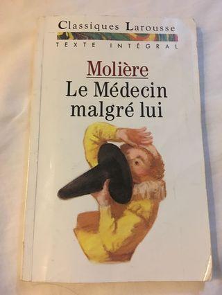 Le médecin malgré lui- moliere (français)
