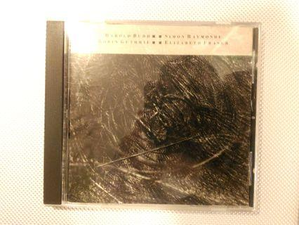"4AD ""The Moon and the Melodies"" Cocteau Twins Harold Budd"