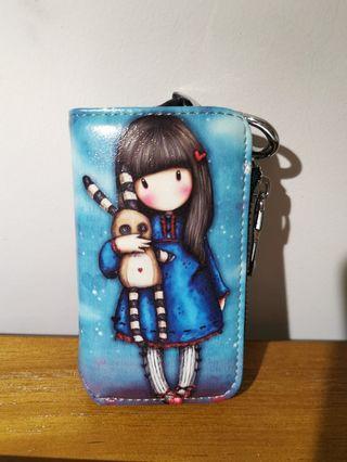 🚚 Cute key holder/ wallet-brand new