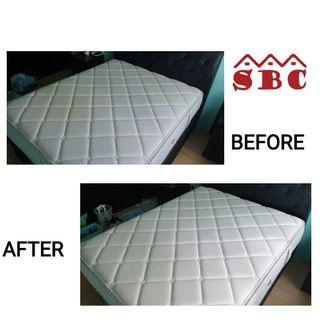 Mattress, carpet, sofa, chair cleaning service