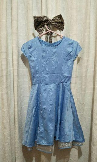 Cinderella's Dress - Blue
