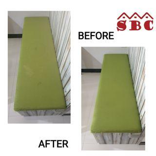 Chairs, sofa, mattress, carpet cleaning service
