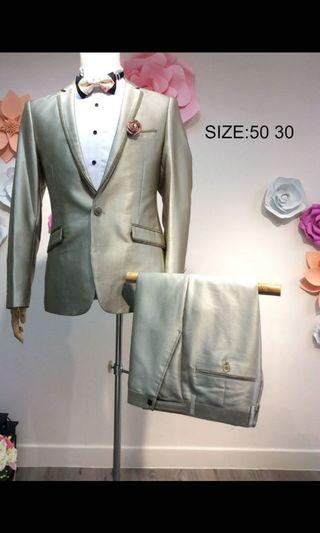 男士西裝禮服