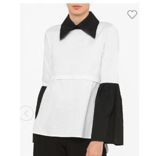 Lilit Shirt in Black & White