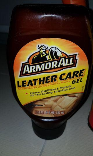 Armorall Brand new LEATHER cleaner for $19 each
